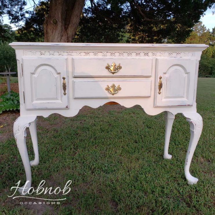 Hobnob Occasions Antique Buffet