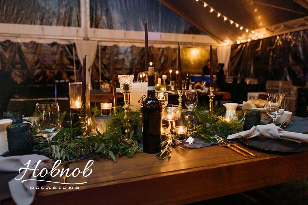 Hobnob Occasions - Wedding Styling